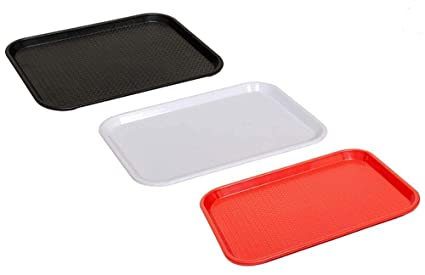 Plastic Trays (Assorted colours) - MADPACIFIC