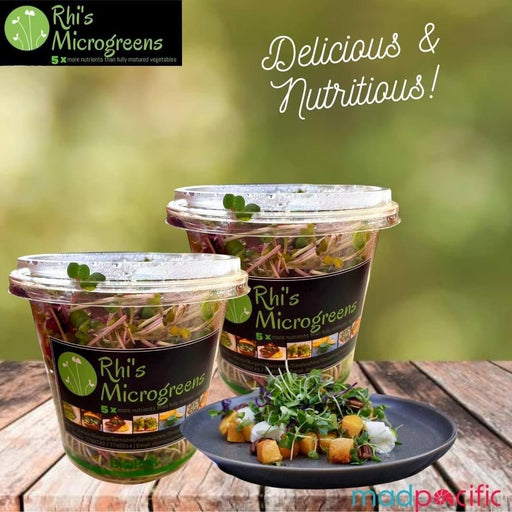 Rhi's Microgreens (Large) - MADPACIFIC
