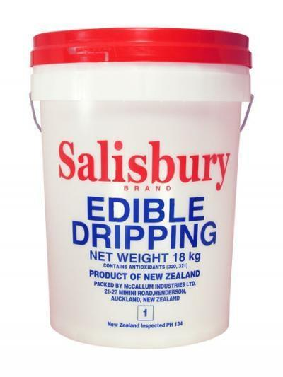 Salisbury Oil Dripping 18kg - MADPACIFIC