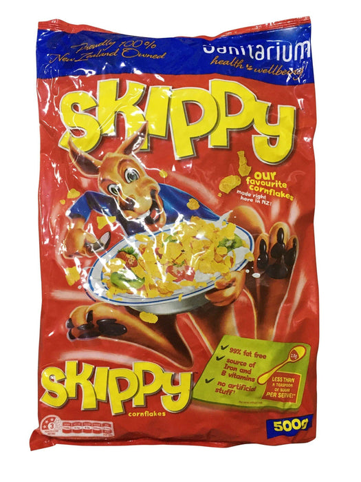 Skippy's cereal 500g - MADPACIFIC