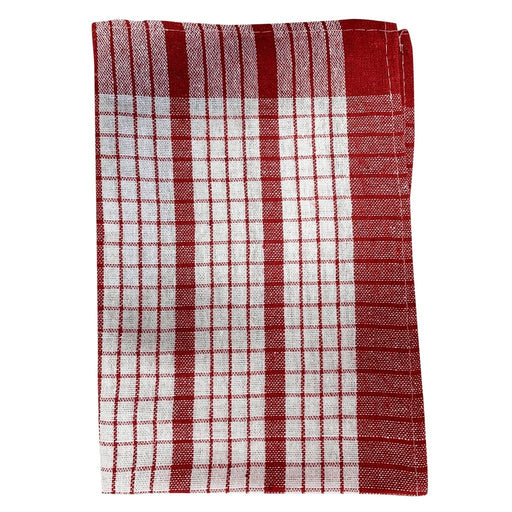 Tea towel (red) - MADPACIFIC