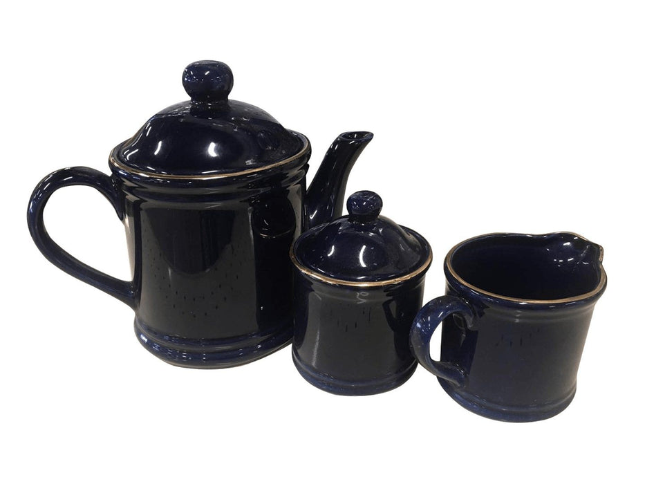 Teapot Set (sugar & milk jar) - MADPACIFIC