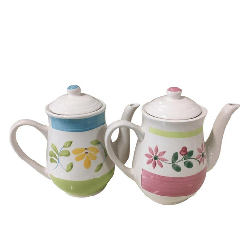 Teapots Ceramic (Assorted colours) - MADPACIFIC
