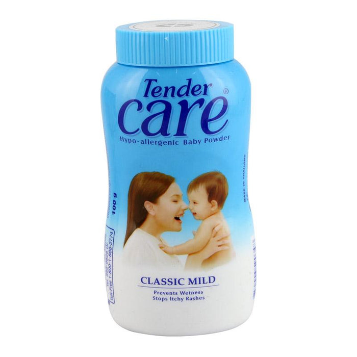 Tender Care Baby Powder 100g - MADPACIFIC