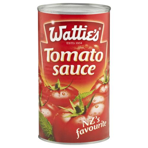 Watties Tomato Sauce 575g - MADPACIFIC