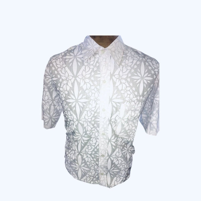 White Cotton Elei Shirt 2 - MADPACIFIC