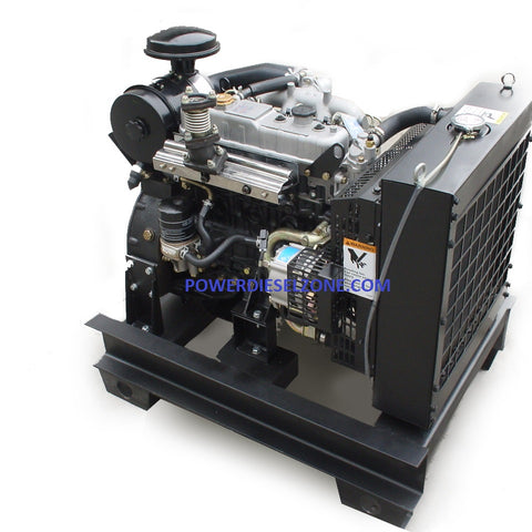 ISUZU ®  4JB1-C Long Block PLUS/EXTENDED Diesel Engine