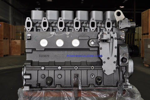 Nippondenso Marine Long Block 6BT 6BTA for Cummins ®