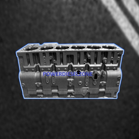 Engine Block for Cummins ® 6BT #3905806, 3928797, 3903797, 3935936