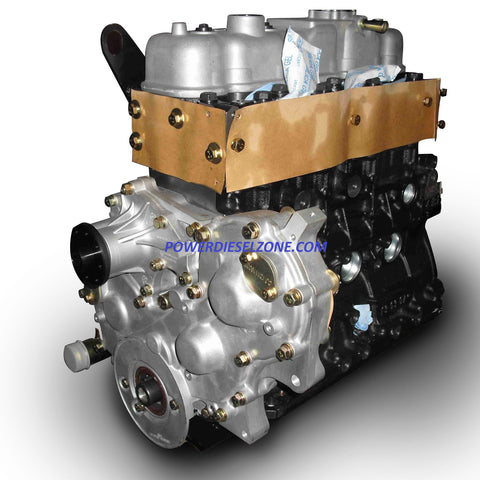 ISUZU ®  4JB1 Diesel Engine Long Block