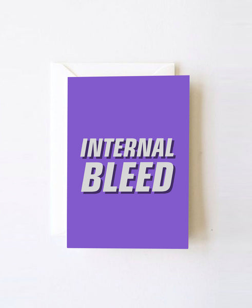Internal bleed