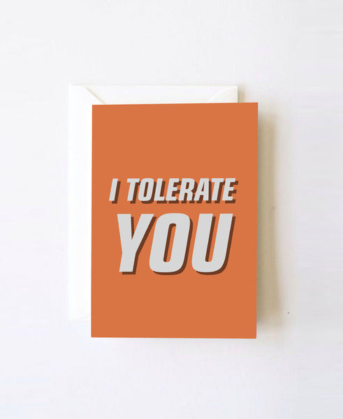 The anti greeting card company impressed or horrified the anti i tolerate you m4hsunfo
