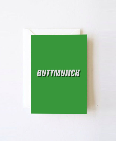Buttmunch