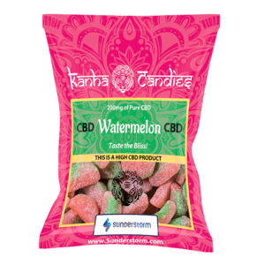 SUNDERSTORM WATERMELON GUMMIES