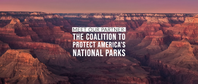 Meet Our Partner: The Coalition to Protect America's National Parks