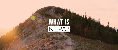 What is NEPA?