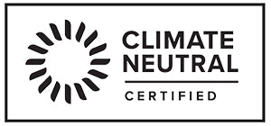 100% Climate Neutral Certified