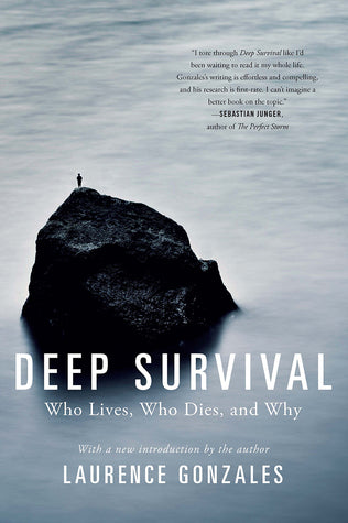 Deep Survival - Laurence Gonzales