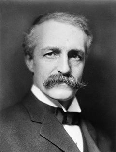 Black and White Photo of Gifford Pinchot
