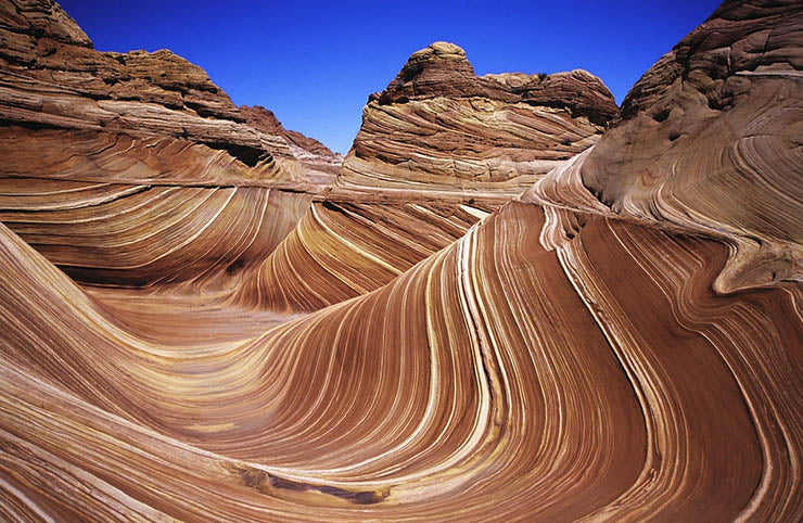 The Wave - Vermilion Cliffs National Monument