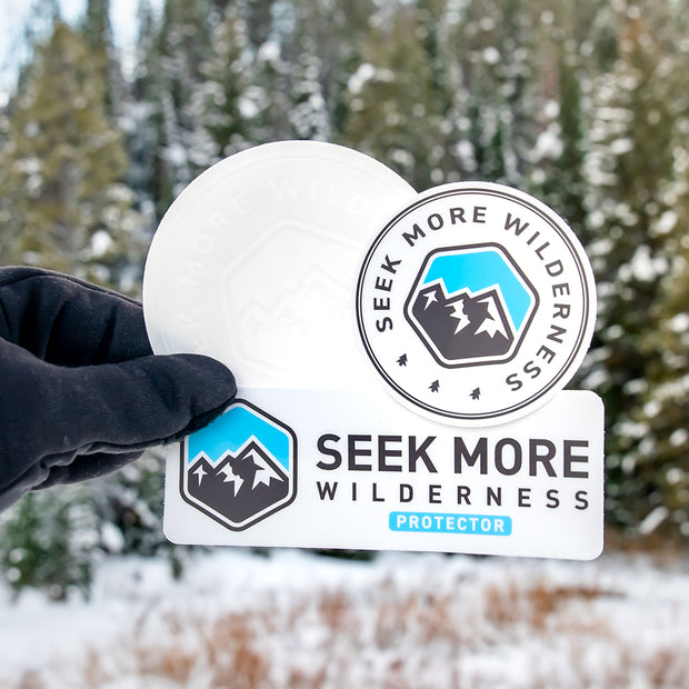 Outdoor Stickers That Protect the Wild