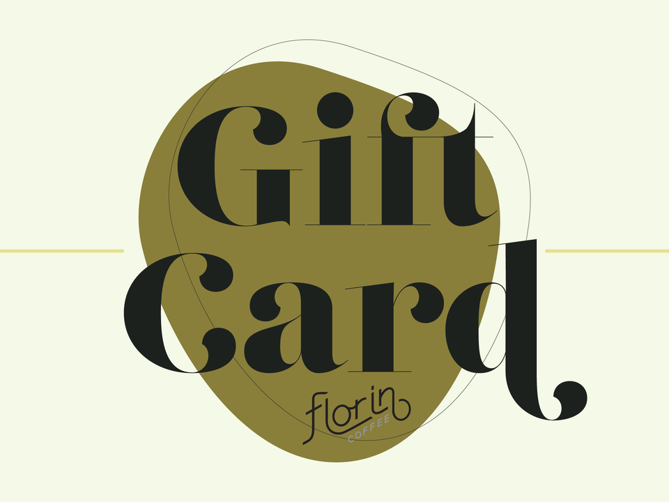 Florin Coffee Gift Card