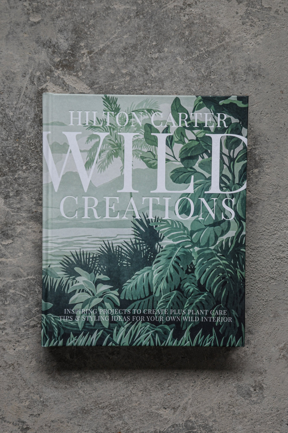 Wild Creations Book (SIGNED)