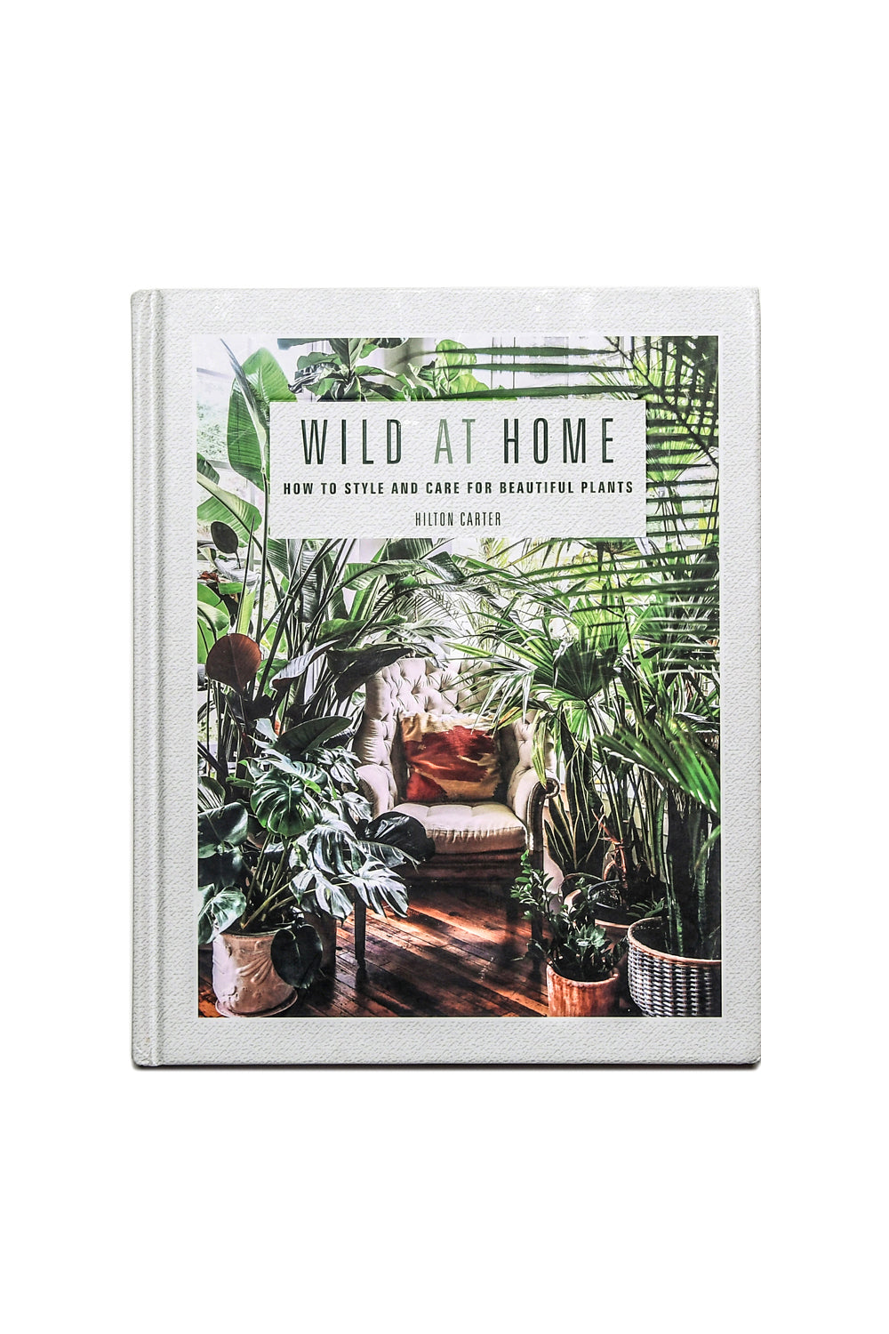 Wild at Home book (SIGNED)