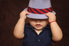 Tricks To Make Your Child's Hat Stay On