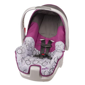 Evenflo Nurture Infant Car Seat, Ali
