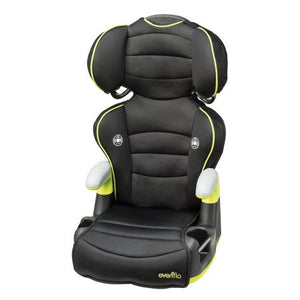 Evenflo Big Kid High Back Booster Car Seat, Naperville