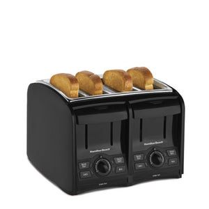 Hamilton Beach 4 Slice Cool Touch Toaster | Model# 24121