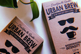 Urban Brew coffee pods are biodegradable, freshly roasted and amazing
