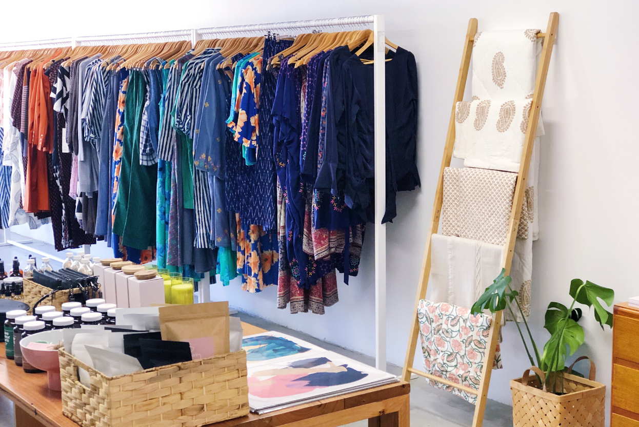 After five years of being one of Australia's largest online retailers of ethical and sustainable Australian and New Zealand fashion, we have opened our doors at 54 East Concourse Beaumaris, and we'd love you to celebrate with us.