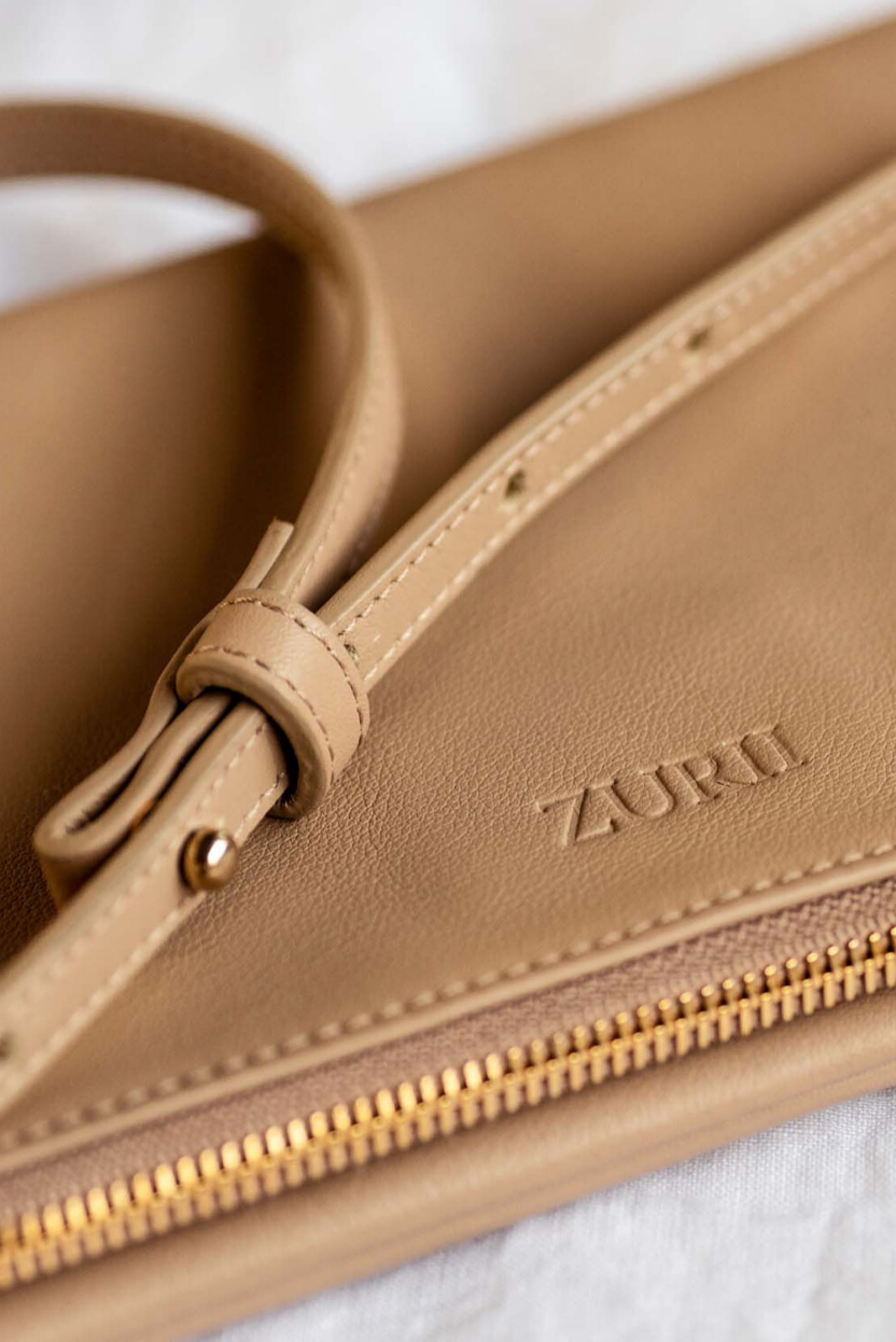 The Fashion Advocate ZURII social enterprise fashion for good luxury leather online womens bags
