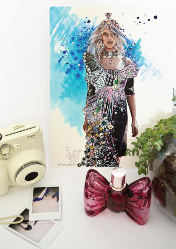 The Fashion Advocate Melbourne fashion blogger Australian made fashion, beauty and lifestyle