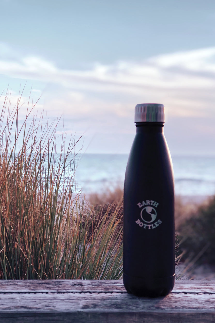 Earth Bottles reusable bottles and reusable coffee cups interview with The Fashion Advocate