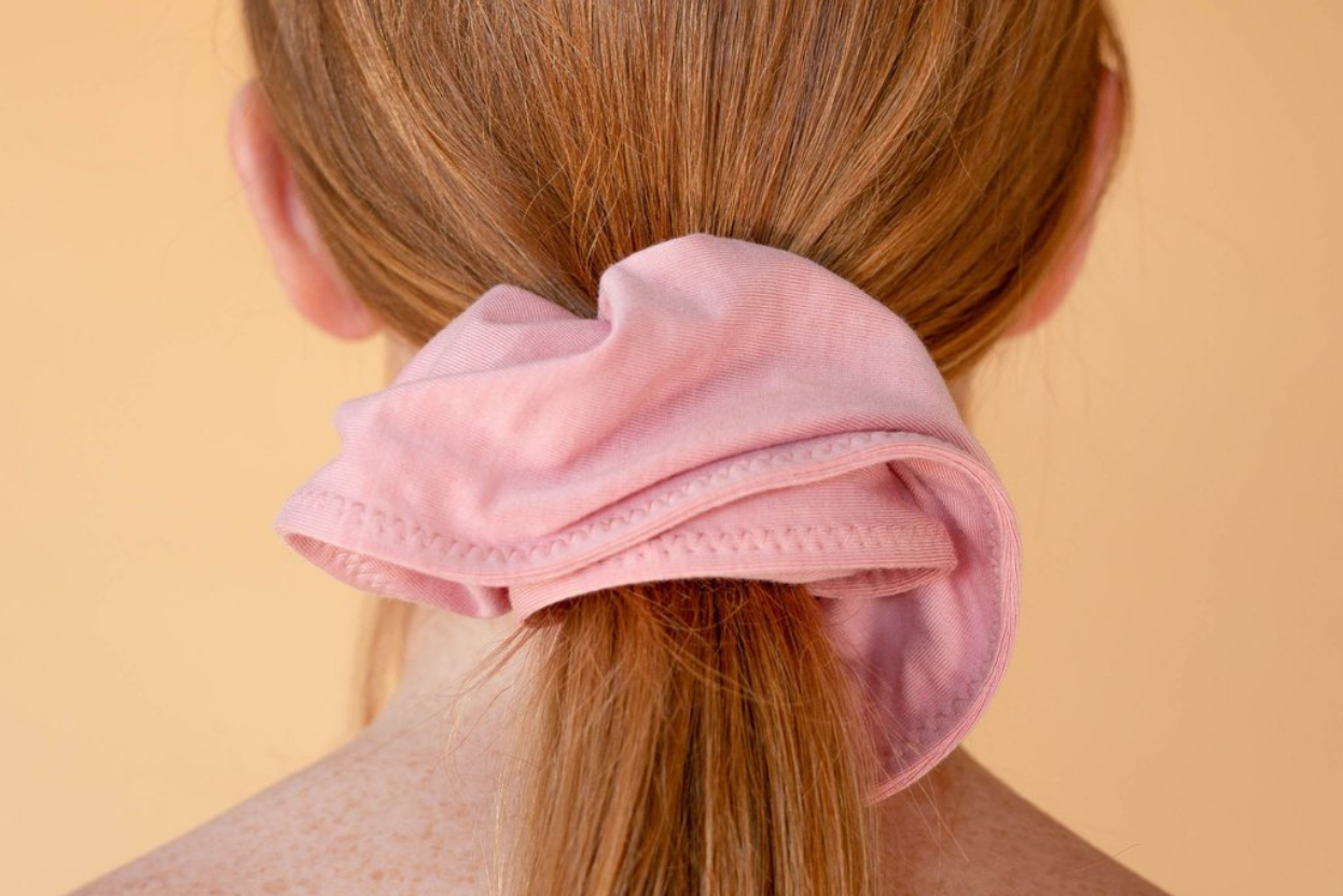 Best Top ethical sustainable Australian made scrunchies Hara The Label