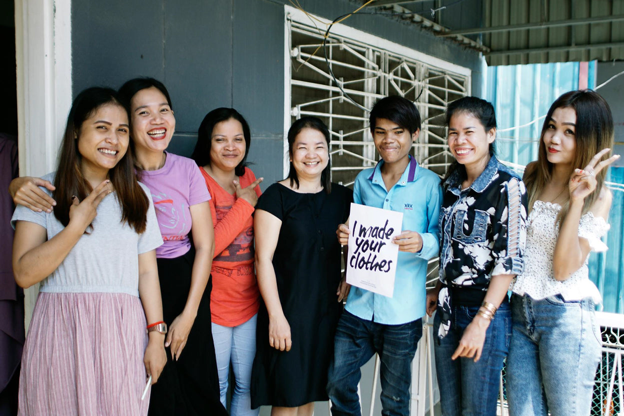 Fairsew is tackling inequality and backing ethical manufacturing in Cambodia