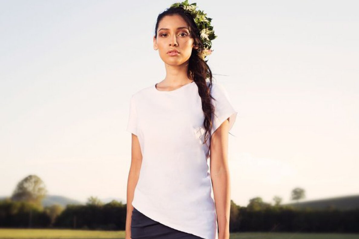 Fashion Revolution Week and the ethical and sustainable statement behind the plain white t-shirt Feminine