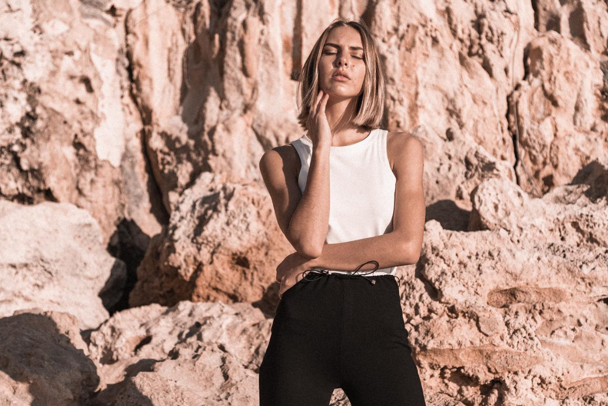 Four ethical and sustainable slow fashion alternatives to polyester - linen clothing online
