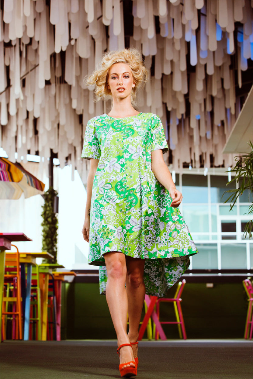 How a piece of vintage fabric inspired my love of sustainability and ethical fashion