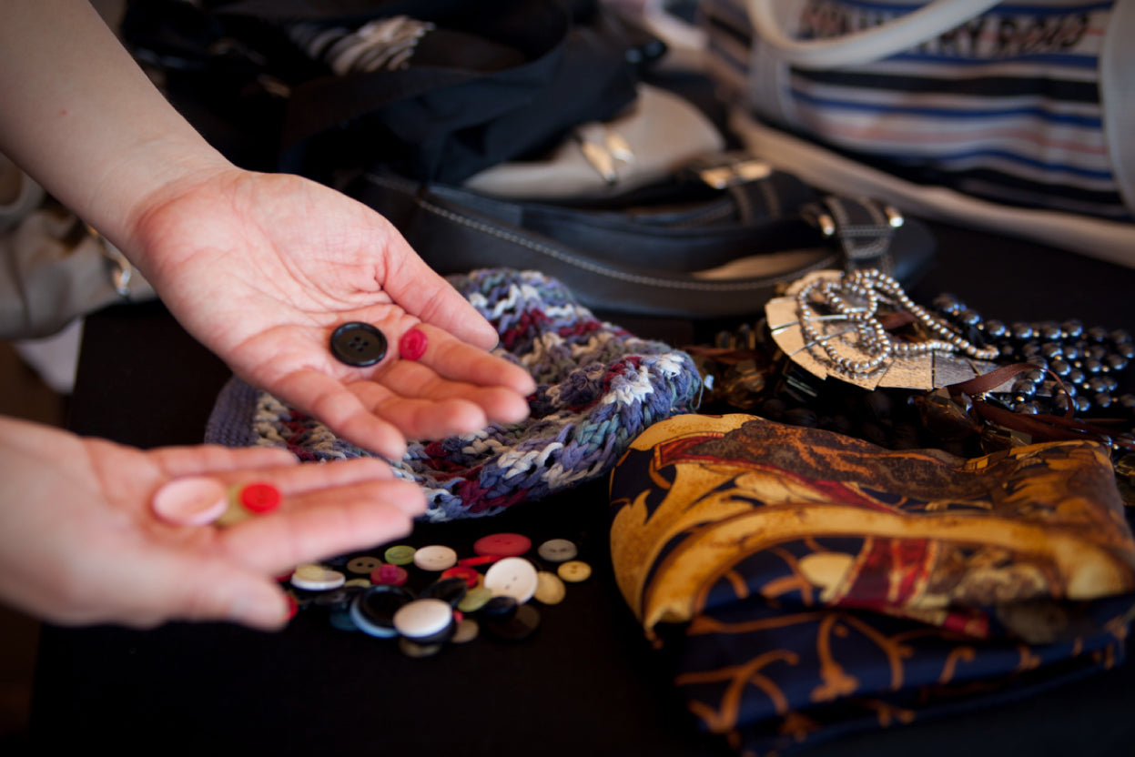 Interview with Kate Luckins, founder of The Clothing Exchange, a Melbourne based fashion swapping event.