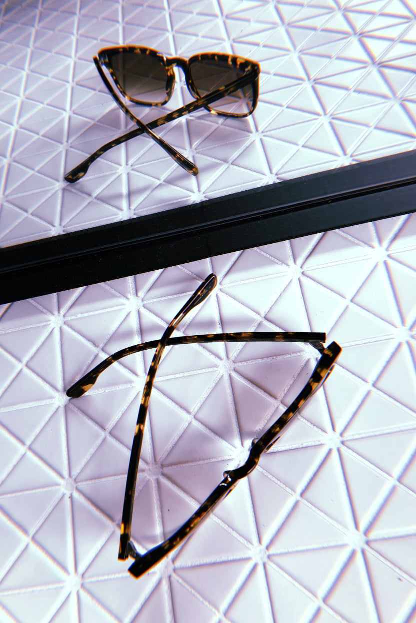 Ethical and sustainable eyewear with a minimalist look and maximum style SELVA Eyewear