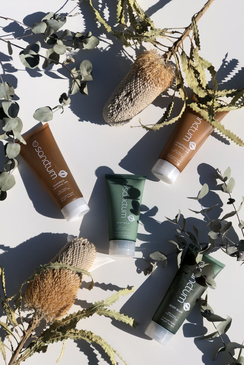 Sanctum Organic Australian made beauty products The Fashion Advocate