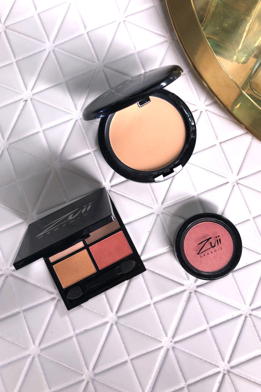 The Fashion Advocate Zuii Organic makeup