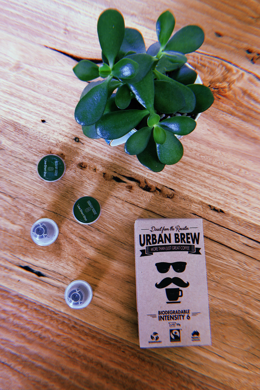 Urban Brew fair-trade coffee The Fashion Advocate