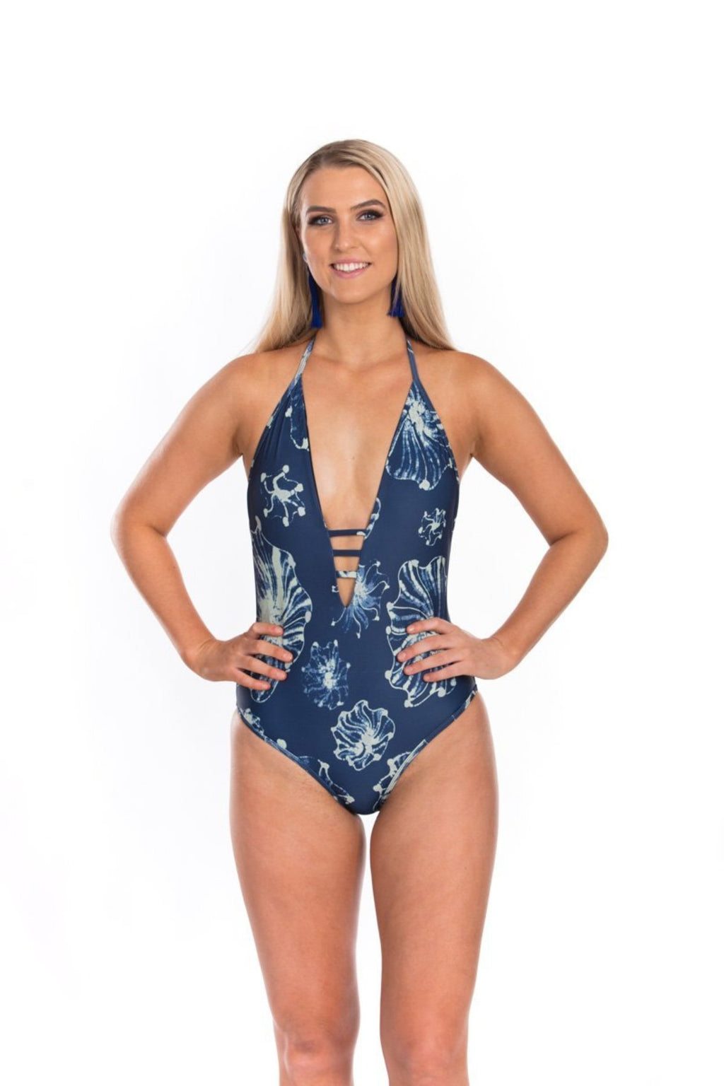 Rachel One Piece Swimwear Ethical Sustainable Vegan Organic Australian fashion womens clothes