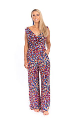 Hannah Jumpsuit Jumpsuits The Fashion Advocate ethical Australian fashion designer boutique Melbourne sustainable clothes