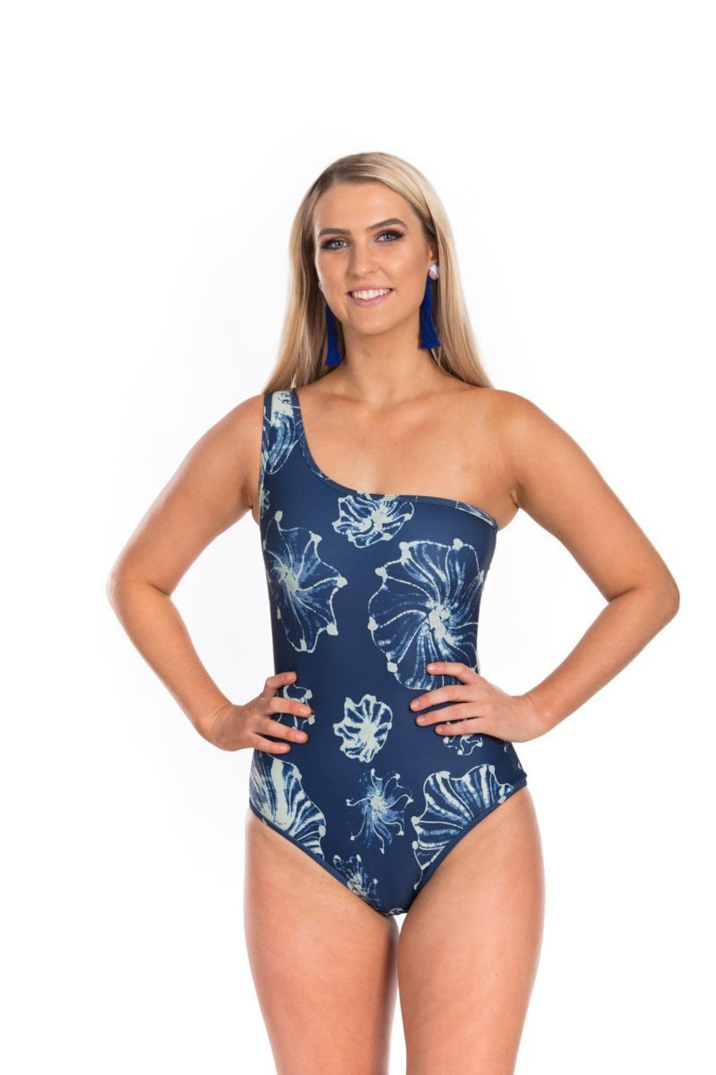 Sarah One Piece Swimwear Ethical Sustainable Vegan Organic Australian fashion womens clothes